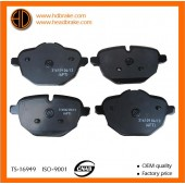 mintex brake pads for BMW 34216862202