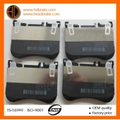 Brake Pad Set Genuine Mercedes A0084200220